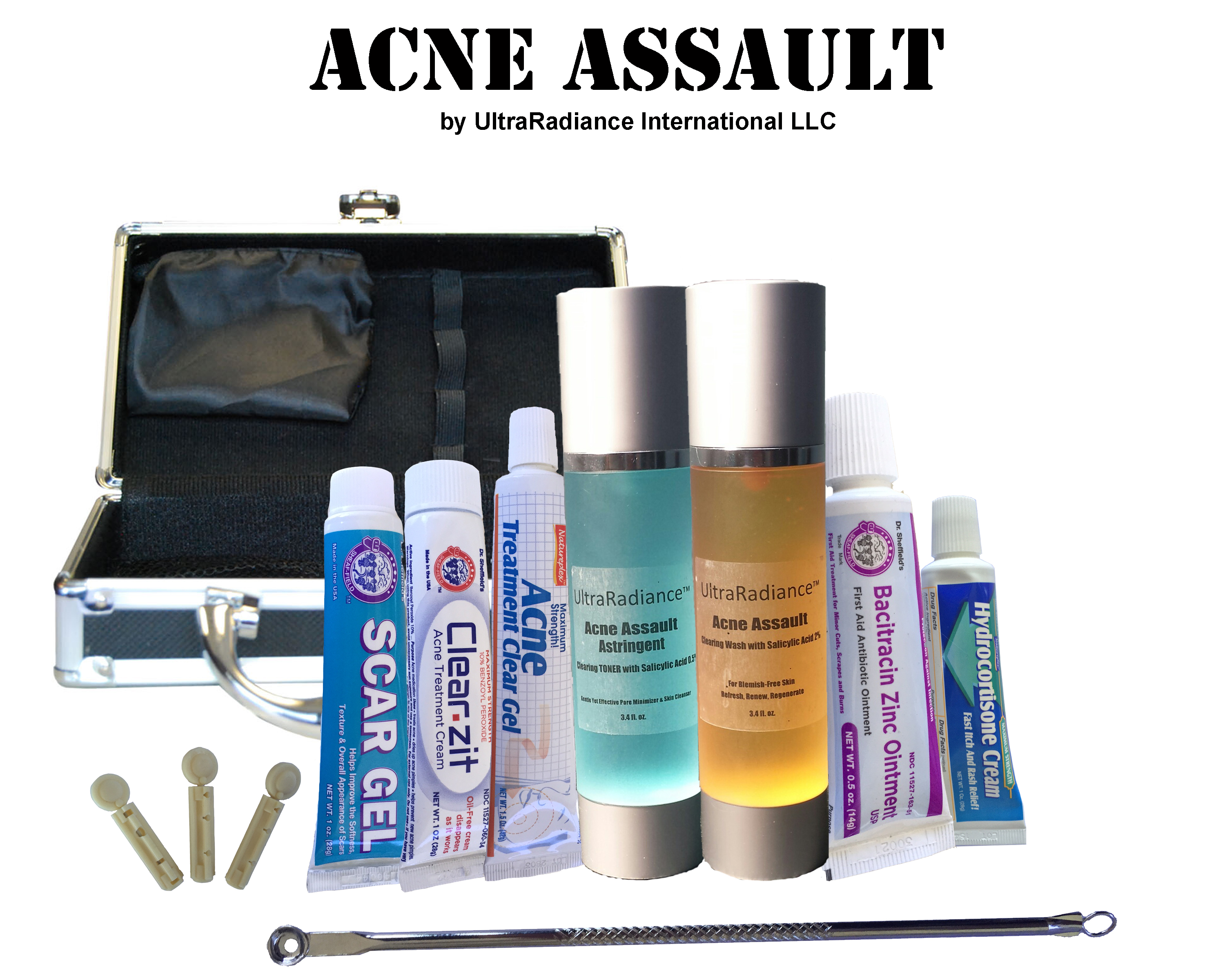 Acne Assault Kit copy